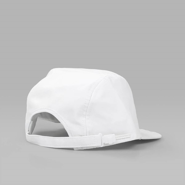 HELAS POLO CLUB NYLON 3 PANEL CAP WHITE