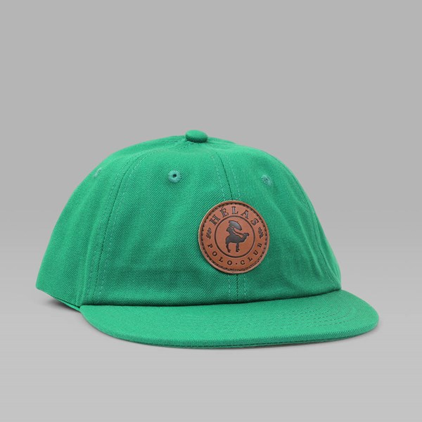HELAS POLO CLUB CAP GREEN