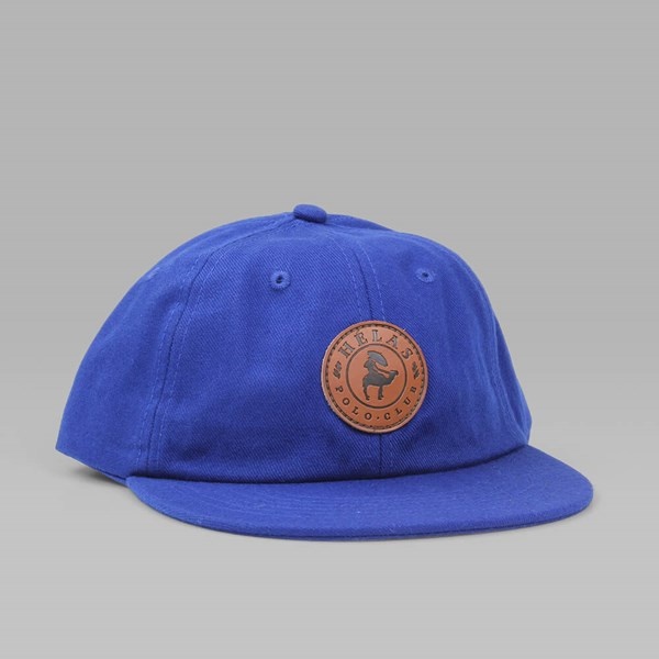 HELAS POLO CLUB CAP NAVY