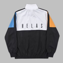 HELAS RUSH TRACK JACKET BLACK
