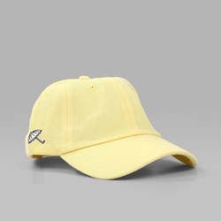 HELAS SUNDAY COTTON PIQUE 6 PANEL YELLOW