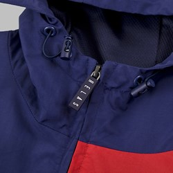 HELAS SUSPENSE HOODED JACKET NAVY