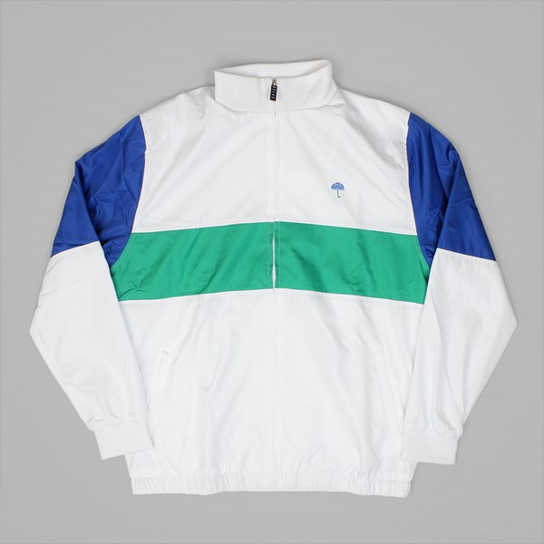 HELAS TURBO TRACK JACKET WHITE