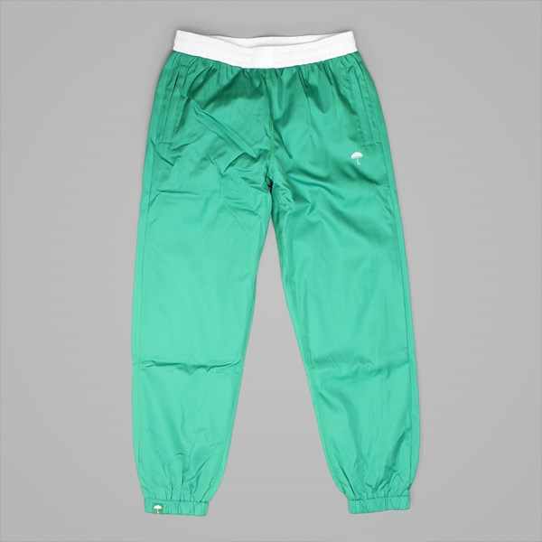 HELAS TURBO TRACK PANT GREEN