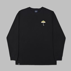 HELAS UMB MULTICO LONG SLEEVE T-SHIRT BLACK