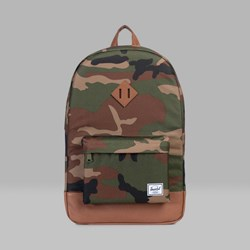 HERSCHEL HERITAGE BACKPACK WOODLAND CAMO