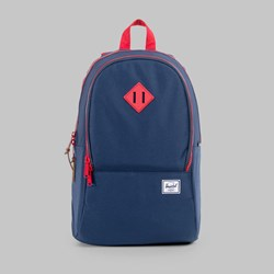 HERSCHEL NELSON PACKPACK NAVY RED