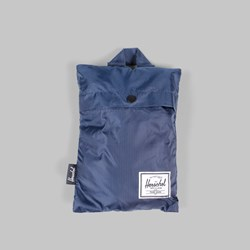 HERSCHEL PACKABLE HIKER BACKPACK NAVY