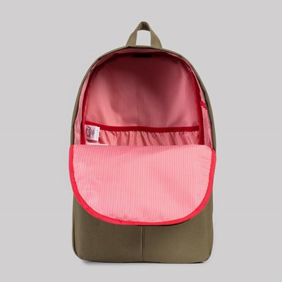 HERSCHEL PARKER BACKPACK ARMY NAVY