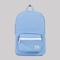 HERSCHEL POP QUIZ BACKPACK CHAMBRAY