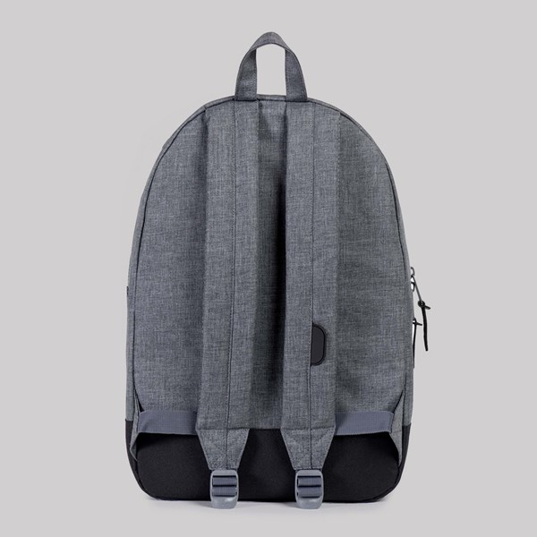 HERSCHEL SETTLEMENT BACKPACK CHARCOAL