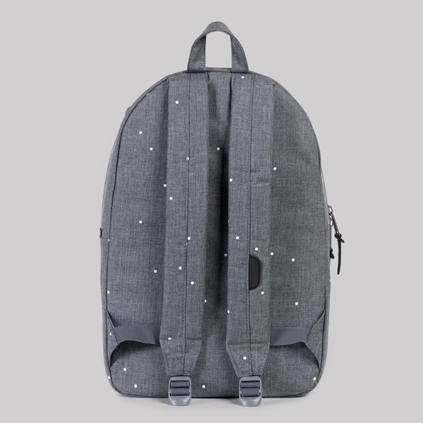 HERSCHEL SETTLEMENT BACKPACK SCATTERED CHAR