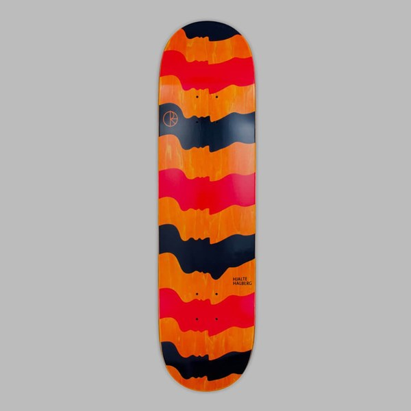 POLAR SKATE CO. HALBERG 'SOME NOSES' DECK 8.25""