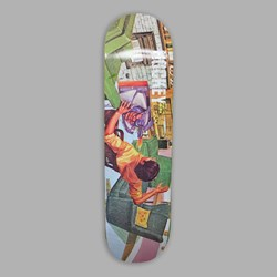 HOCKEY DONOVAN PISCOPO ULTRA VIOLENT DECK 8.25""