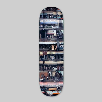 HOCKEY SKATEBOARDS ALLEN 'DIRTY BOULEVARD' DECK 8.38""