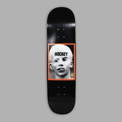 HOCKEY JASON VORHEES DECK BLACK 8.5""