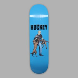 HOCKEY JOHN FITZGERALD DOG ATTACK DECK 8.5""