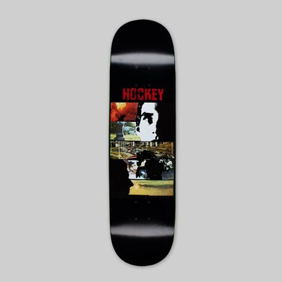 HOCKEY SKATEBOARDS FITZGERALD 'JOHN'S BOOK' DECK 8.5""