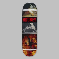 HOCKEY SKATEBOARDS ALLEN CRASH TEST DECK 8.38""
