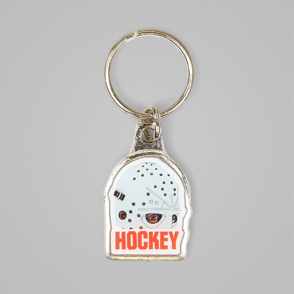 HOCKEY SKATEBOARDS MASK KEYCHAIN