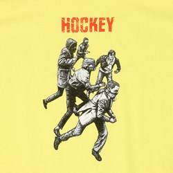 HOCKEY SKATEBOARDS VANDAL SS TEE BANANA