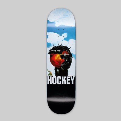 HOCKEY SKATEBOARDS PISCOPO 'SPIKE' DECK 8.38""