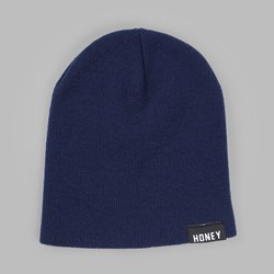 HONEY BRAND BEEZY BEENIE NAVY
