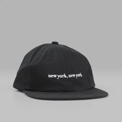 HOTEL BLUE NYNY CAP BLACK