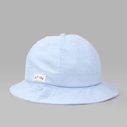 HUF CHAMBRAY BELL HAT BLUE