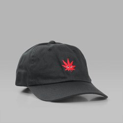 HUF CLEAR EYES DECONSTRUCTED CAP BLACK