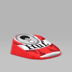 HUF CRUSHED CAN DOORSTOPPER RED
