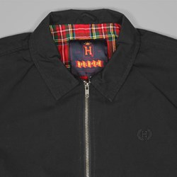HUF DUNHAM JACKET BLACK