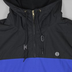 HUF EXPLORER 1 JACKET BLACK