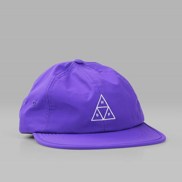 HUF FORMLESS TRIPLE TRIANGLE 6 PANEL PURPLE