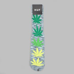 HUF MELANGE PLANTLIFE SOCKS GREY