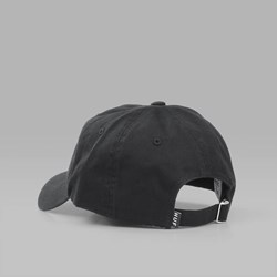 HUF SPIKE 8 BALL DECONSTRUCTED CAP BLACK