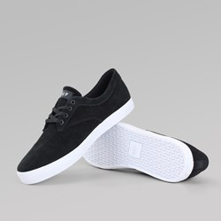 HUF SUTTER TRAINER BLACK-WHITE