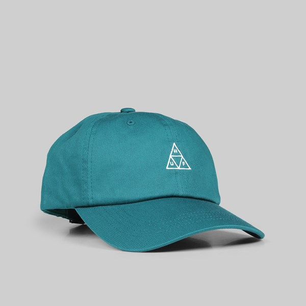 HUF TRIPLE TRIANGLE DAD CAP JADE