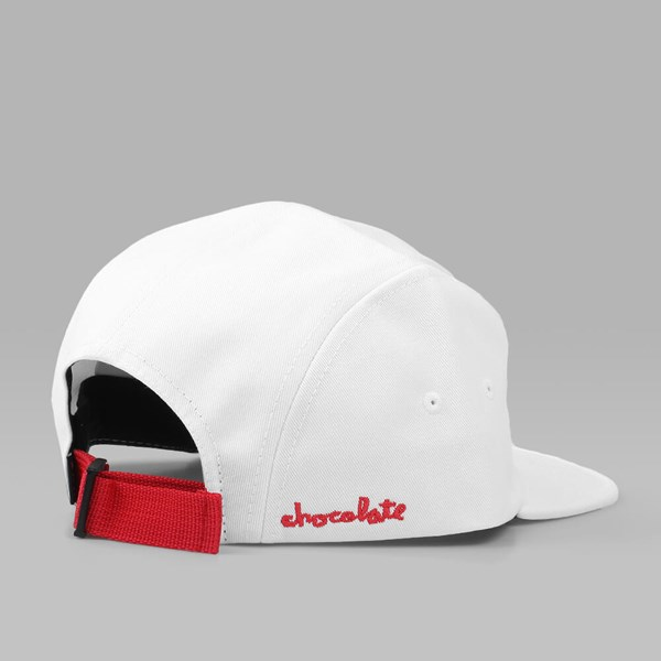 HUF X CHOCOLATE VOLLEY HAT WHITE