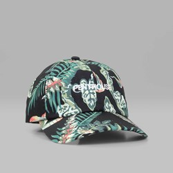 HUF X PENTHOUSE CURVE BRIM DAD HAT PALM