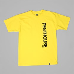 HUF X PENTHOUSE ROSE SS T-SHIRT BANANA