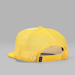 HUF X PENTHOUSE TRUCKER HAT YELLOW