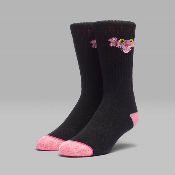 HUF X PINK PANTHER CLASSIC H SOCK BLACK