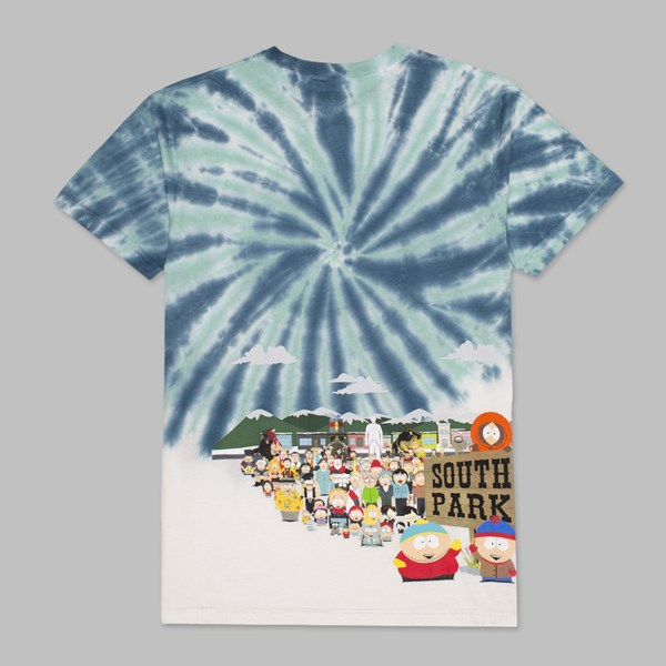 HUF X SOUTH PARK OPENING SS T-SHIRT BLUE