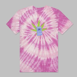 HUF X SOUTH PARK TOWELIE TIE DYE SS T-SHIRT PINK
