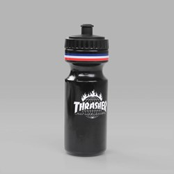 HUF X THRASHER TDS WATER BOTTLE BLACK