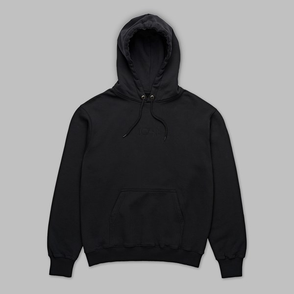 POLAR SKATE CO. HEAVYWEIGHT HOOD BLACK