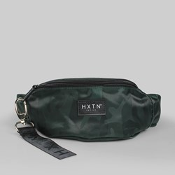 HXTN SUPPLY PRIME CROSSBODY BAG CAMO GREEN