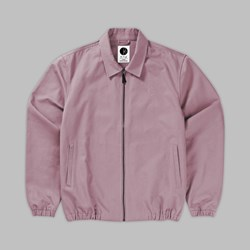 POLAR SKATE CO. HERRINGTON JACKET DUSTY ROSE