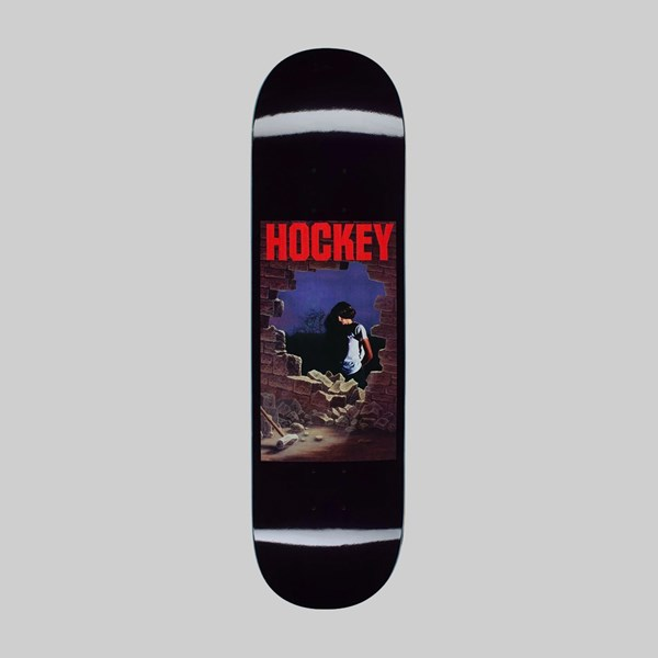 HOCKEY SKATEBOARDS DONOVON PISCOPO 'DAWN' DECK 8.00